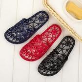 浴室拖鞋家居按摩鞋穴位足療鞋防滑拖鞋