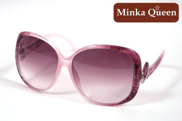 Minka Queen 浪漫紫紅框(抗UV400)時尚百搭太陽眼鏡