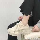 老爹鞋老爹鞋女2020夏季新款ins百搭運動鞋超火智熏鞋網紅小白鞋子潮秋 春季新品