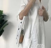 大包包女韓版新款撞色波點透明手提斜背果凍包  夏季上新