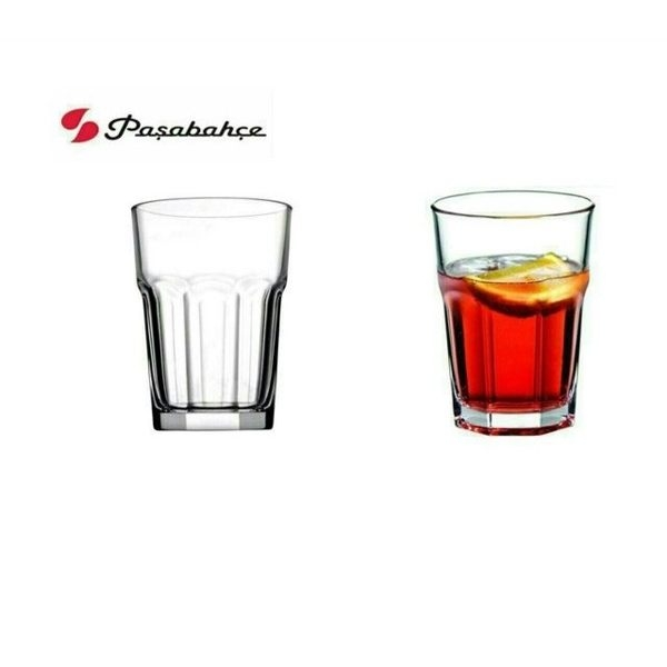 pasabahce 強化玻璃杯 咖啡杯 飲料杯 卡沙巴蘭卡系列 361cc 水杯