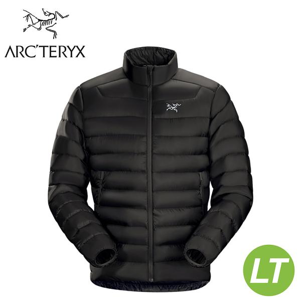 【ARC TERYX 始祖鳥 男 Cerium LT羽絨外套《黑》】18014/保暖外套/羽絨衣