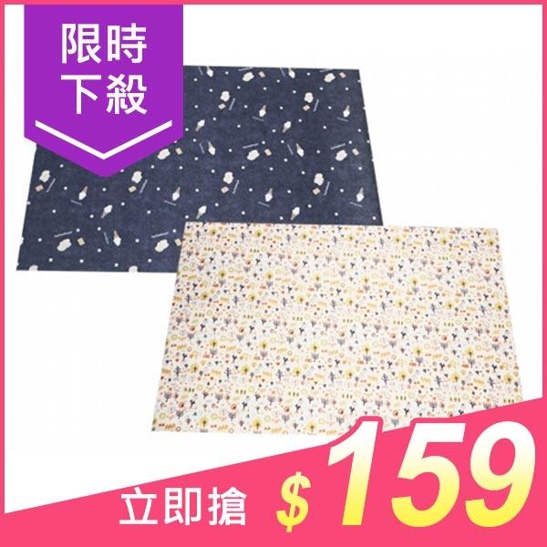 韓風拼接超大吸濕防滑地墊(大-100x70cm)1入 款式可選【小三美日】原價$179
