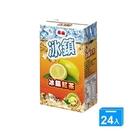 泰山冰鎮紅茶 250ml*24【愛買】