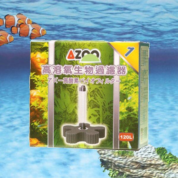 AZOO 高溶氧生物過濾器 5號 80L