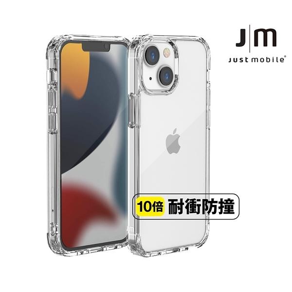 Just Mobile TENC Air iPhone 13 6.1吋 透明抗摔氣墊保護殼