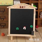 兒童畫畫 磁性小黑板掛式可愛創意家庭店面留言板 ZB429『時尚玩家』