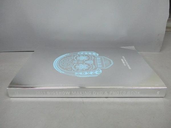 【書寶二手書T2/寫真集_PIJ】2011 Bigshow Making DVD & Photo book