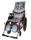 康復 輪椅 (未滅菌)-1811鋁合金躺...