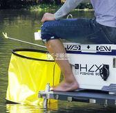 魚袋 魚護納米速乾黑坑編織網兜加厚漁護裝魚袋競技魚戶包魚護網 卡菲婭
