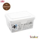 i color 日本製 純白清潔紙巾收納盒(S)