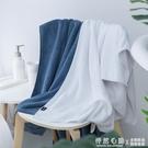 成人浴巾ins柔軟不掉毛男女家用比純棉吸水速干裹巾超大沐浴毛巾 小艾時尚