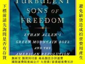 二手書博民逛書店Those罕見Turbulent Sons of FreedomY362136 Courtesy of the