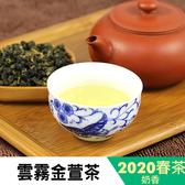 [杉林溪茶葉生產合作社] 2020春【 雲霧奶香金萱茶】有別於一般的高級奶香 ,內行人大推讚!!