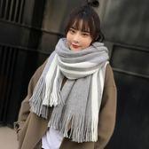 圍巾女冬季長款加厚韓版百搭 LQ351『miss洛羽』