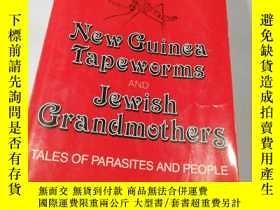 二手書博民逛書店NEW罕見guinea tapeworms AND jewish