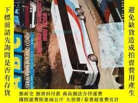 二手書博民逛書店ABC罕見AUSTRALASIAN BUS AND COACH 11 08 2000 巴士客車汽車雜誌Y146