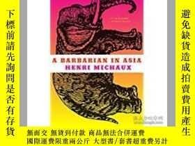 二手書博民逛書店A罕見Barbarian In AsiaY28384 Henri