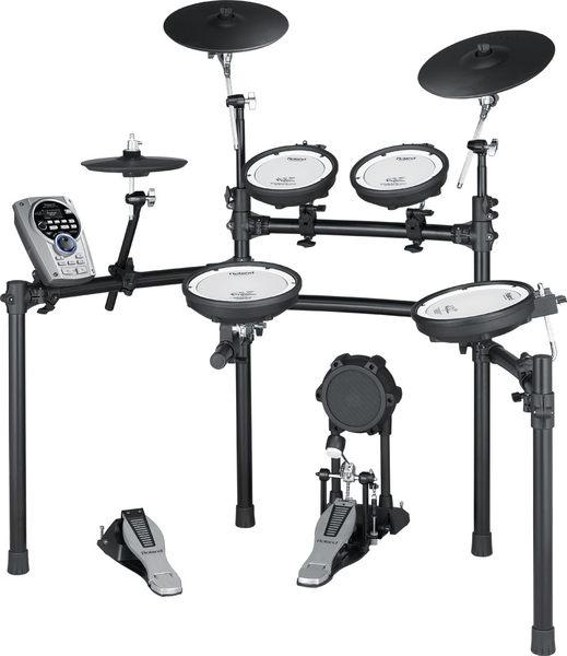 電子鼓 Roland TD-15K V-Drums 電子鼓 送音箱+鼓椅+耳機+鼓棒+ROLAND大鼓踏板+地墊