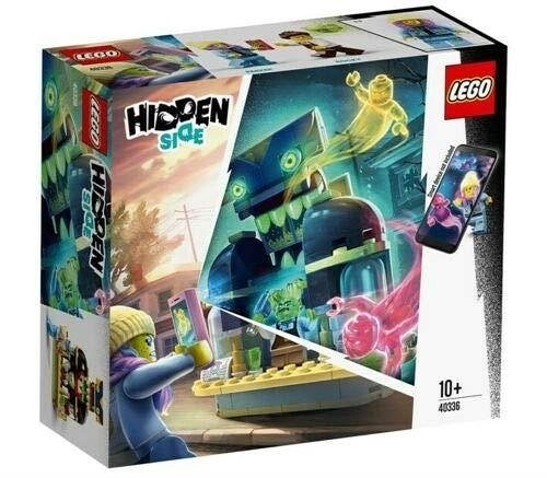 Hidden Side Newbury Juice Bar Exclusive Set 40336