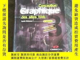 二手書博民逛書店Conception罕見Graphique des sites