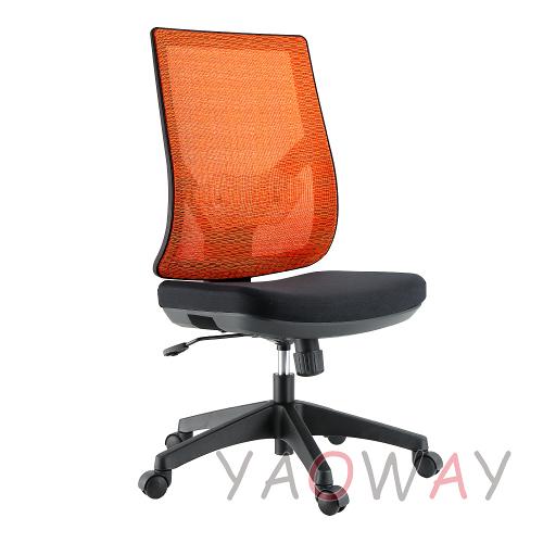 【耀偉】 KTS-1093TG背動式低背網椅 (人體工學椅/辦公椅/電腦椅/主管椅)