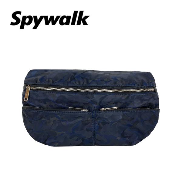 SPYWALK 迷彩帥氣腰包 NO:S5120