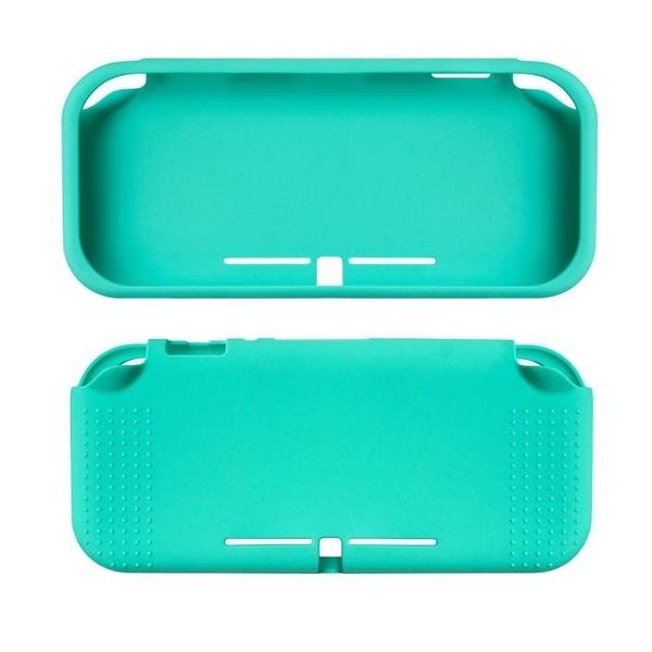 新款 Switch Lite半包硅膠套 NS lite保護軟套 半殼保護套