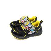 超人力霸王 ULTRAMAN GEED 休閒運動鞋 電燈鞋 童鞋 黑色 中童 UM8862 no859