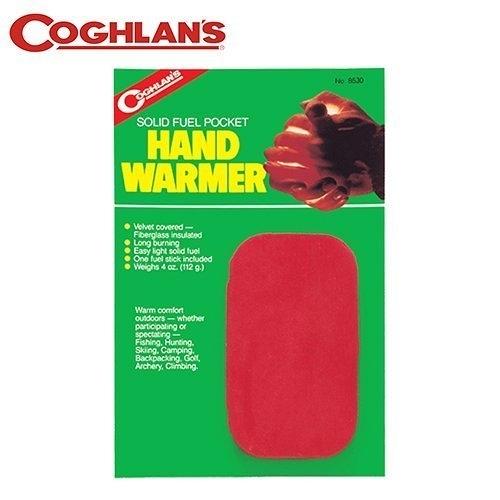 丹大戶外【Coghlans】加拿大 HAND WARMER 隨身懷爐 8530