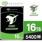【南紡購物中心】Seagate 16TB 7200轉 3.5吋Enterprise硬碟(ST16000NM001G)