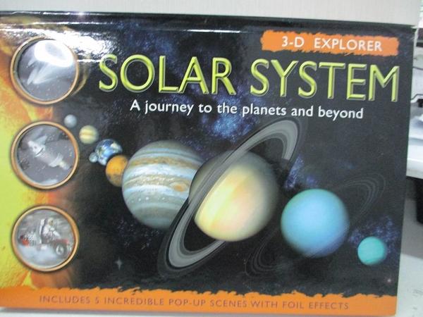【書寶二手書T1/動植物_J8E】Solar System_Graham, Ian
