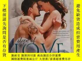 二手書博民逛書店英文原版罕見slope of love :The Remingt