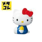 【日本正版】Metacolle 合金人偶 凱蒂貓 坐姿造型 掌上人偶 模型 Hello Kitty 三麗鷗 - 865254