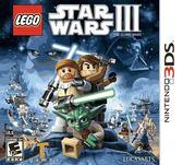 3DS LEGO Star Wars III: The Clone Wars 樂高星際大戰3:複製人戰爭(美版代購)