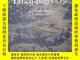 二手書博民逛書店Lynch-Bages罕見& Cie : Une famille