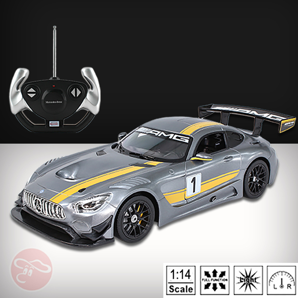 【瑪琍歐玩具】1:14 Mercedes AMG GT3 Performance 遙控車/74100