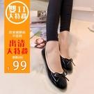 【出清下殺】甜美蝴蝶結平底鞋(168號)