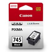 【佳能Canon】PG-745 黑色 原廠墨水匣
