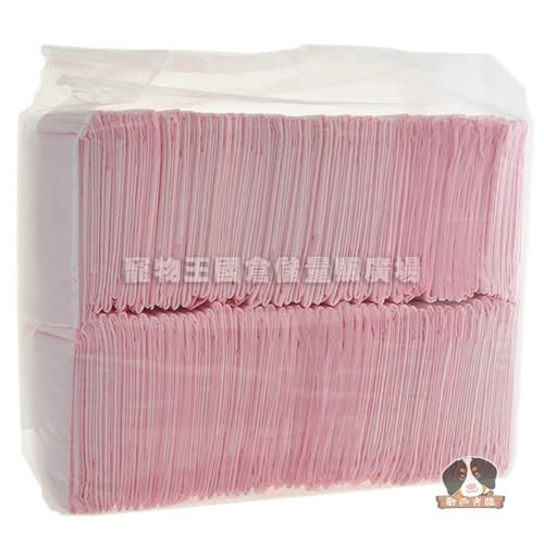 【寵物王國】沛奇寵物尿墊(強力吸水)30x45cm【100枚入】顏色隨機出貨