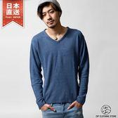 V領毛衣針織衫 S-M