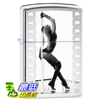 [104 美國直購] Zippo Pole Dancer Pocket Lighter 打火機