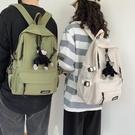 (快出) 後背包書包女韓版高中原宿ulzzang雙肩包中學生大容量初中生背包ins潮