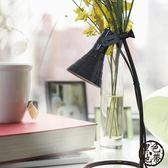 閱讀檯燈 宜家拉格瓦簡約臥室床頭學生學習工作書桌  ~黑色地帶