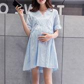 初心 短袖洋裝 【D2028】 布蕾絲 泡泡 短袖  娃娃裝