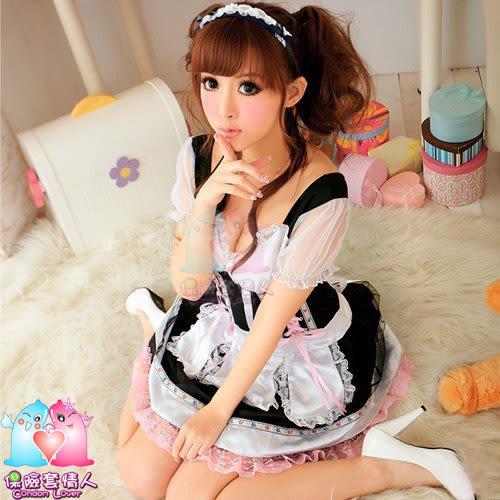 【愛愛雲端】女僕世界!二件式角色服 R8NA11030271