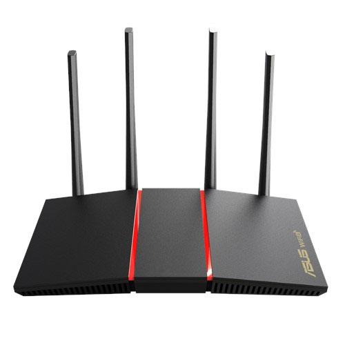 ASUS 華碩 RT-AX1800 Plus 無線路由器 Ai Mesh 雙頻 WiFi 6