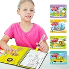 兒童神奇魔法水畫冊循環塗鴉書繪畫板繪畫本-JoyBaby