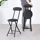 折疊椅 椅凳【YAW012】圓形高背折疊椅 Amos