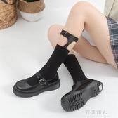 襪夾腿環扣腿環金屬扣絲襪女士腿環襪長筒防滑黑色酷炫綁帶襪帶 交換禮物